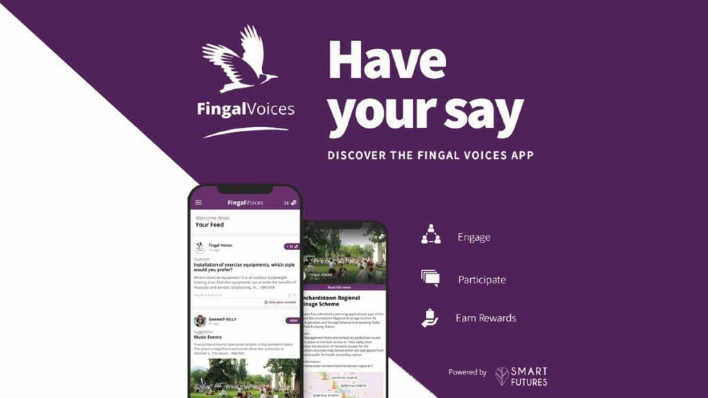Have your say: Fingal Voices App is live now