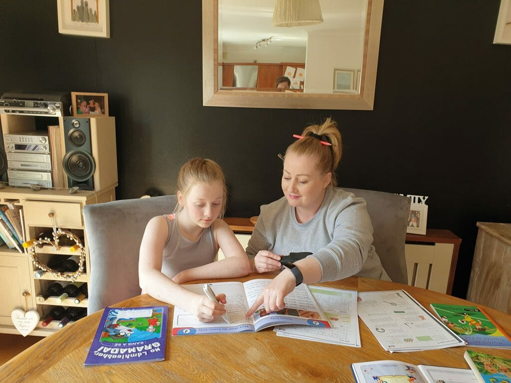 Home Schooling with Dyslexia is Not Easy
