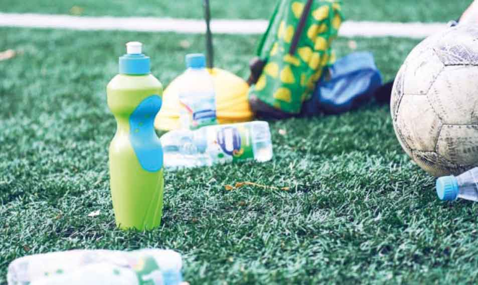 Lusk Utd A.F.C. Wins  Sports Sustainability Competition