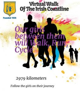 St Colmcilles Ladies -Virtual Walk for Feed the Heroes