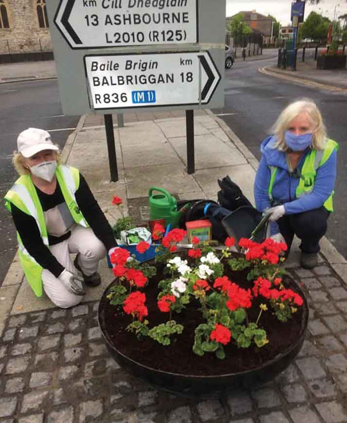 Swords Tidy Towns -making a difference