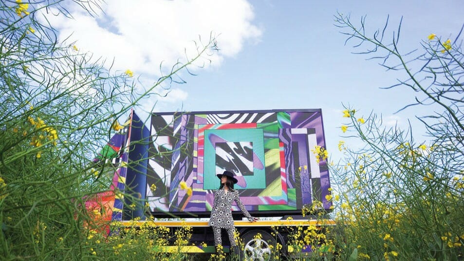 A new immersive mobile digital installation for Fingal