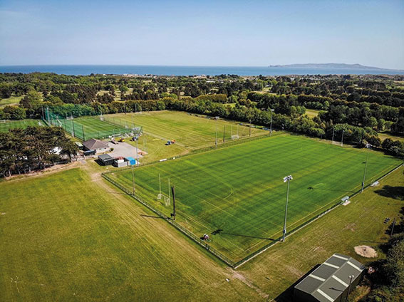 St Pats making grounds improvements for the future