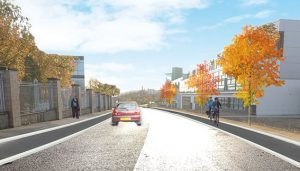 Fingal C C commences planning application for Harry Reynolds Road