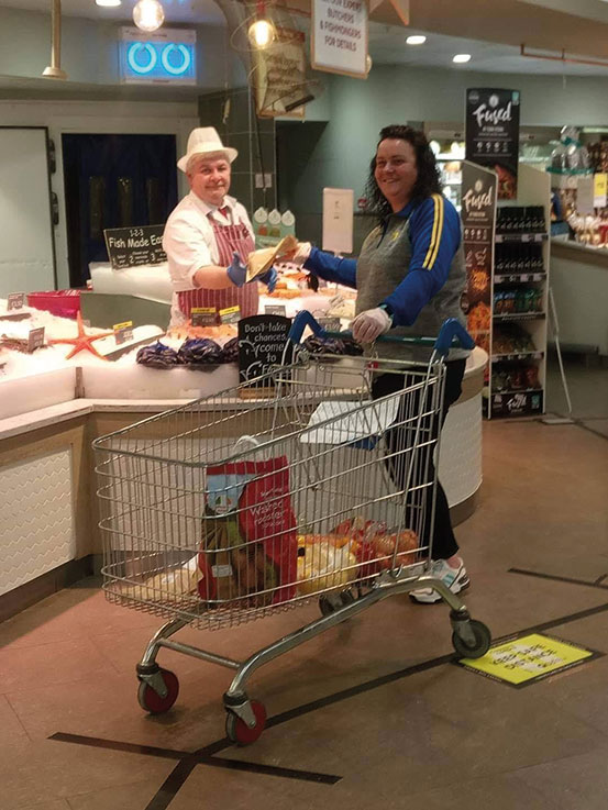 St Colmcilles – Here for the community