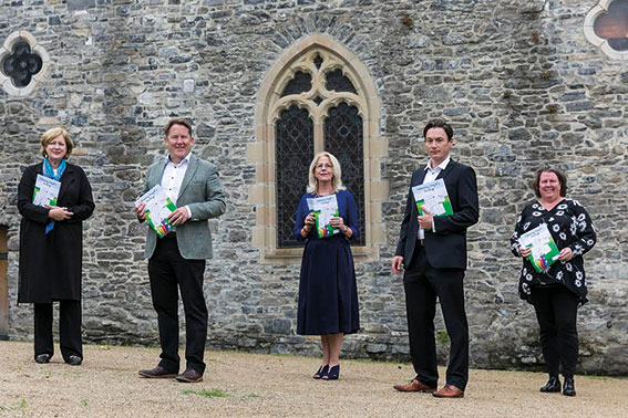 Colouring Fingal's Heritage launched during Heritage Week
