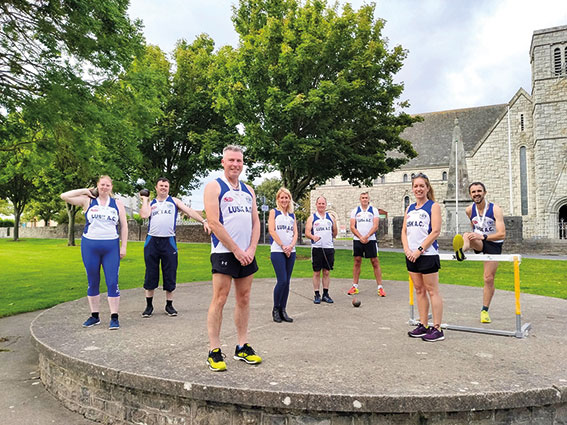Lusk AC excel at National events recently
