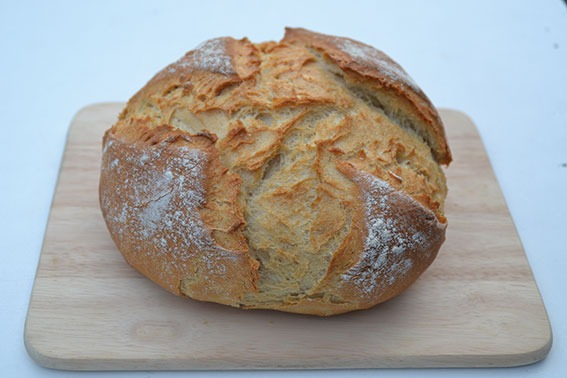 RECIPE: Niamh's basic bread – a truly lovely loaf!