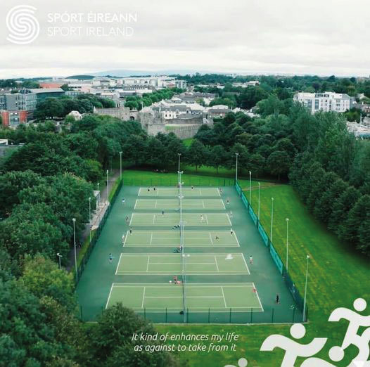Swords Tennis Club - here for everyone