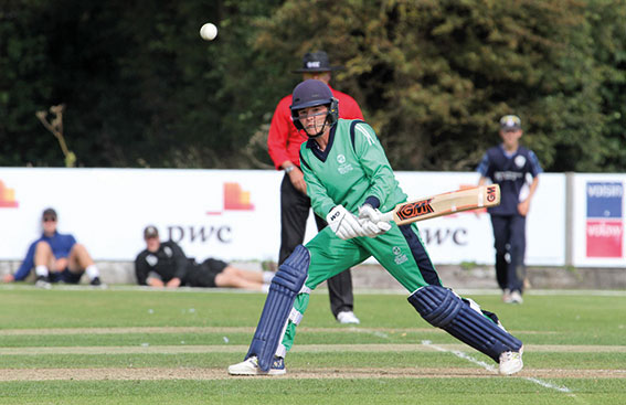 Fingal's Latest Ireland Cricket International