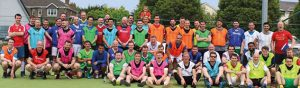 Malahide Astro Football supported Lions Club Appeal!