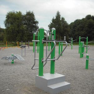 New All-weather Sports Pitch Ward River Valley Park