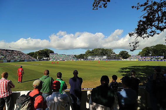 Fingal welcomes Cricket South Africa Tour