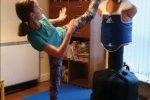 Junsa Taekwondo is now training online