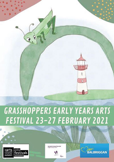 Grasshoppers early years arts festival