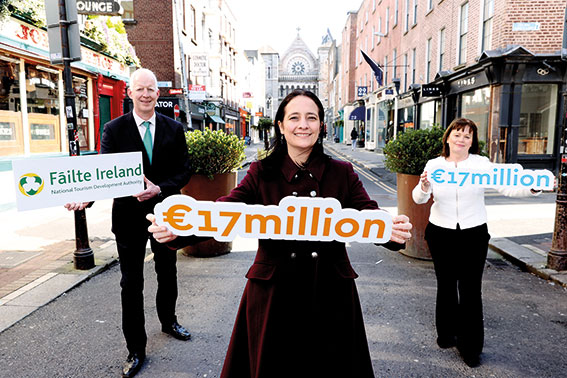 Hospitality and tourism providers invited to apply for funding now