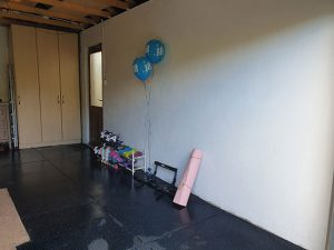 FEATURE-Build your own home gym after lockdown