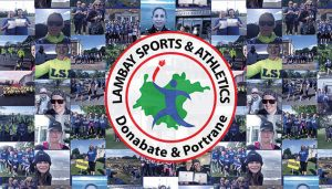 Get into training and celebrate with Lambay Sports