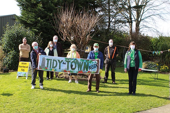 Lusk Tidy Towns launches work programmme
