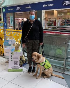 A really big thank you from Guide Dogs