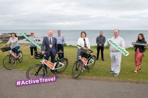 Get 'OnYerBike' for Fingal Bleeper Bike Expansion