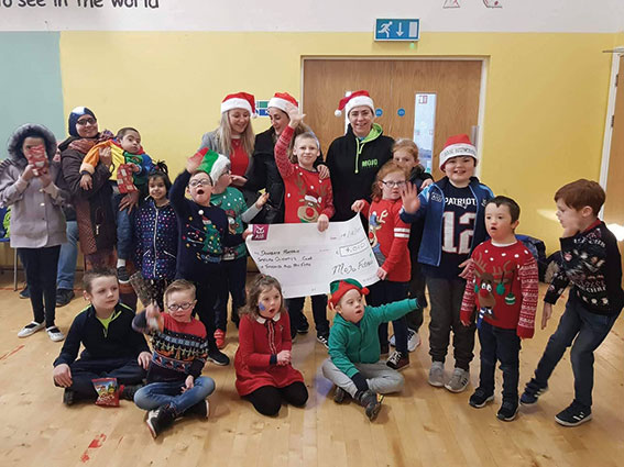 Donabate Portrane Special Olympics are so grateful to you all!