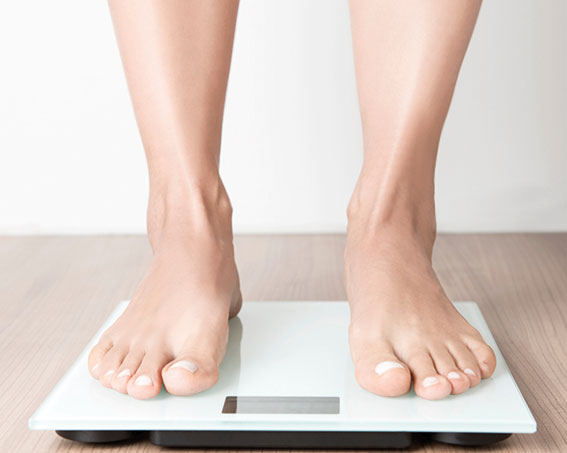 FITNESS - The weighing scales is ruining your progress