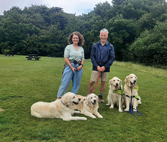 Balbriggan/North Co Dublin Guide Dogs Updates and News