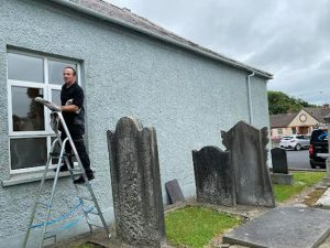 Donabate Parish Hall Makeover - Ready to Roll!
