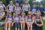 Fantastic medal haul for Lusk AC at Masters Championships