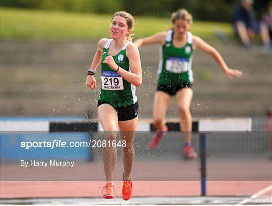 Lusk AC girl to represent Ireland once again!