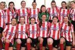 Lusk United U19 ladies narrowly lose Cup Final