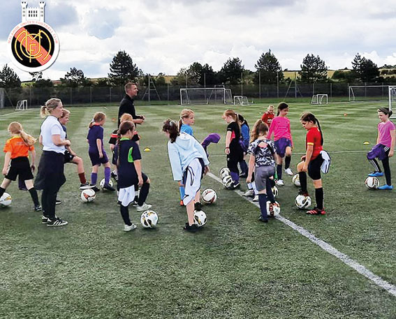 Open Day for Malahide United girls and Halloween Camp