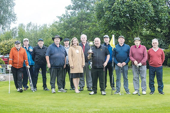Ballyboughal are Fingal & East Meath Pitch & Putt Champions 2021